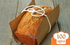 Фото рецепта: «Медово-банановый хлеб»