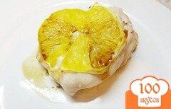 Фото рецепта: «Куриная грудка запеченая с апельсином»