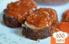 Фото рецепта: «Свинина с яблочным соусом»