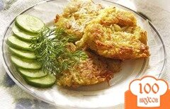 Фото рецепта: «Драники без яиц»