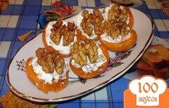 Фото рецепта: «Фаршированные абрикосы»