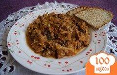 Фото рецепта: «Бигус с мясом»