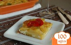 Фото рецепта: «Картофель в сливках»