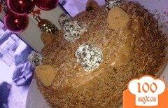 """Фото рецепта: «Шоколадный торт """"Трюфель""""»"""