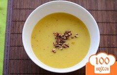 Фото рецепта: «Тыквенный крем-суп»