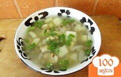 Фото рецепта: «Суп куриный с гречкой»