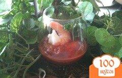 Фото рецепта: «Острый соус»
