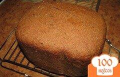 Фото рецепта: «Ржаной хлеб в хлебопечке»