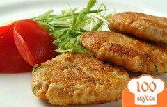 Фото рецепта: «Котлеты из филе курицы»