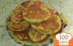 Фото рецепта: «Вкусные оладьи к завтраку»