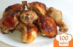 Фото рецепта: «Куриные ножки в меду»