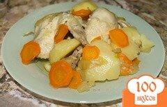 Фото рецепта: «Курица по-татарски»