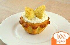 Фото рецепта: «Лимонные кексы Бабочки»