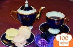Фото рецепта: «Коньячный вишневый чай»