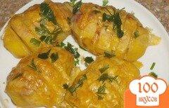 Фото рецепта: «Картофель по-швейцарски»