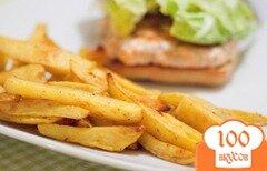 Фото рецепта: «Картофель по-домашнему»
