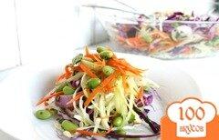 Фото рецепта: «Летний овощной салат»