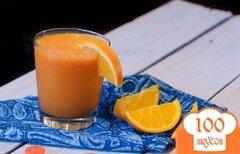 Фото рецепта: «Морковный смузи»