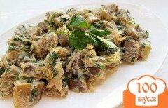 Фото рецепта: «Баклажаны, как грибы»