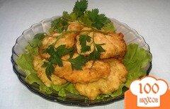 Фото рецепта: «Отбивные из куриного филе на сковороде»