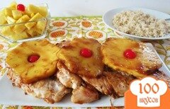 Фото рецепта: «Курица в соусе Тэрияки»