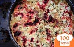 Фото рецепта: «Тарт со свеклой и фетой»