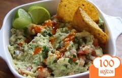 Фото рецепта: «Соус гуакамоле»