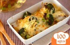 Фото рецепта: «Запеканка из трески с овощами»