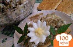 Фото рецепта: «Пикантные баклажаны»