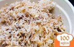 Фото рецепта: «Рис с финиками»