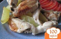 Фото рецепта: «Куриные крылышки»