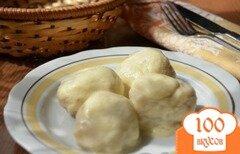 Фото рецепта: «Рыбные тефтели в соусе»