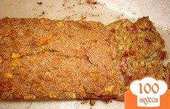 Фото рецепта: «Банановый хлеб с клубникой»