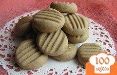 Фото рецепта: «Шоколадное печенье на сгущенке»