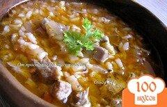 Фото рецепта: «Суп харчо с ягненком»