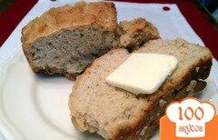 Фото рецепта: «Пивной хлеб из трех ингредиентов»