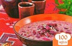 Фото рецепта: «Армянский фасолевый суп»