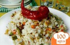Фото рецепта: «Рис по-мексикански»