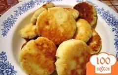 Фото рецепта: «Сырники»