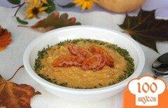 Фото рецепта: «Тыквенно-куриный суп-пюре»