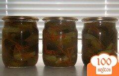 Фото рецепта: «Огурцы по-корейски»