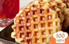 Фото рецепта: «Льежские вафли»
