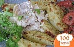Фото рецепта: «Рыба в соленом панцире»