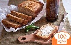 Фото рецепта: «Кукурузный хлеб с пивом и халапеньо»