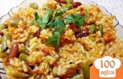Фото рецепта: «Мексикансксй рис»