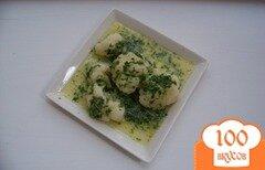 Фото рецепта: «Цветная капуста с зеленью»
