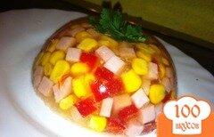 Фото рецепта: «Закуска в желе»