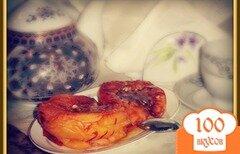 Фото рецепта: «Чудесный десерт айва в духовке»