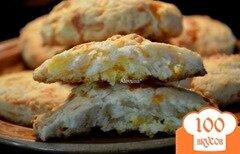 Фото рецепта: «Бисквиты с Чеддером»