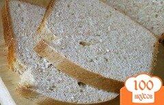 Фото рецепта: «Молочный хлеб с отрубями»